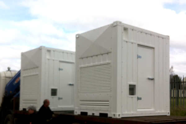 Bespoke Container Fabrications