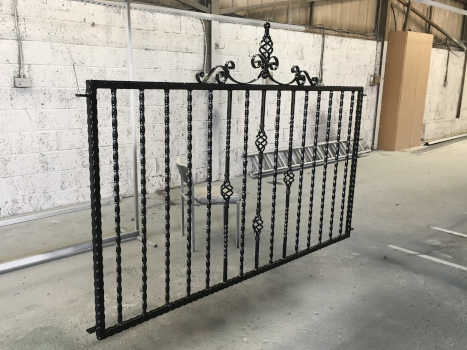 Gates, railing and fencing