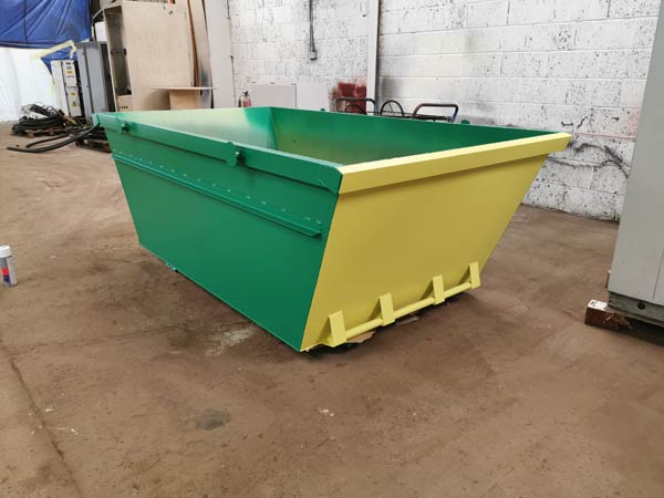 Manufacture and refurbishment of skips
